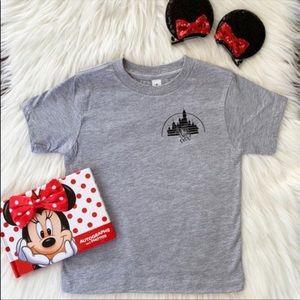 Toddler Disney Shirt Bella and Canvas
